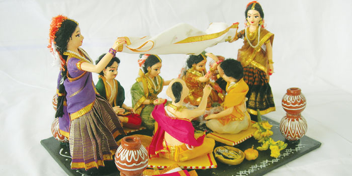An Introduction to Indian Classical Dance Dolls