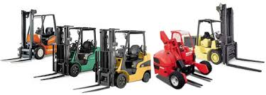 The industry of Forklift Rentals