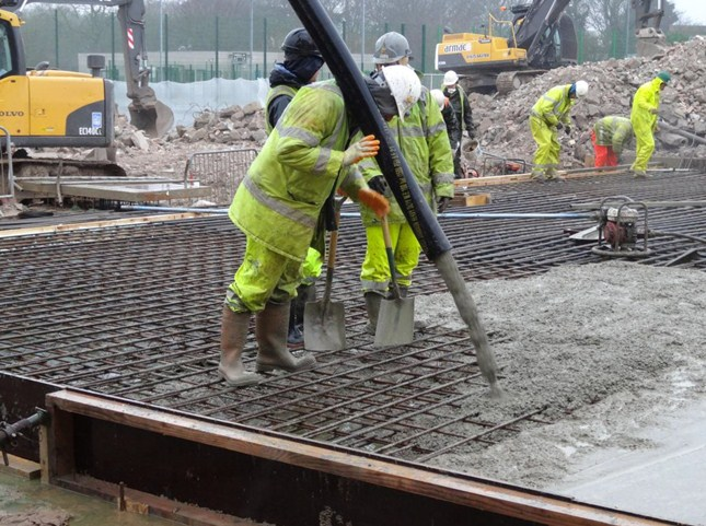 Finding a Reliable Commercial Concrete Contractors