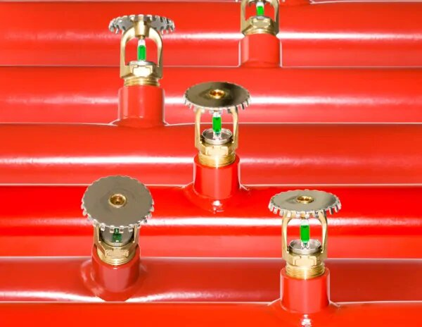 How Do Fire Sprinklers Work?