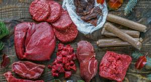 Bison meat Canada - products and cuts
